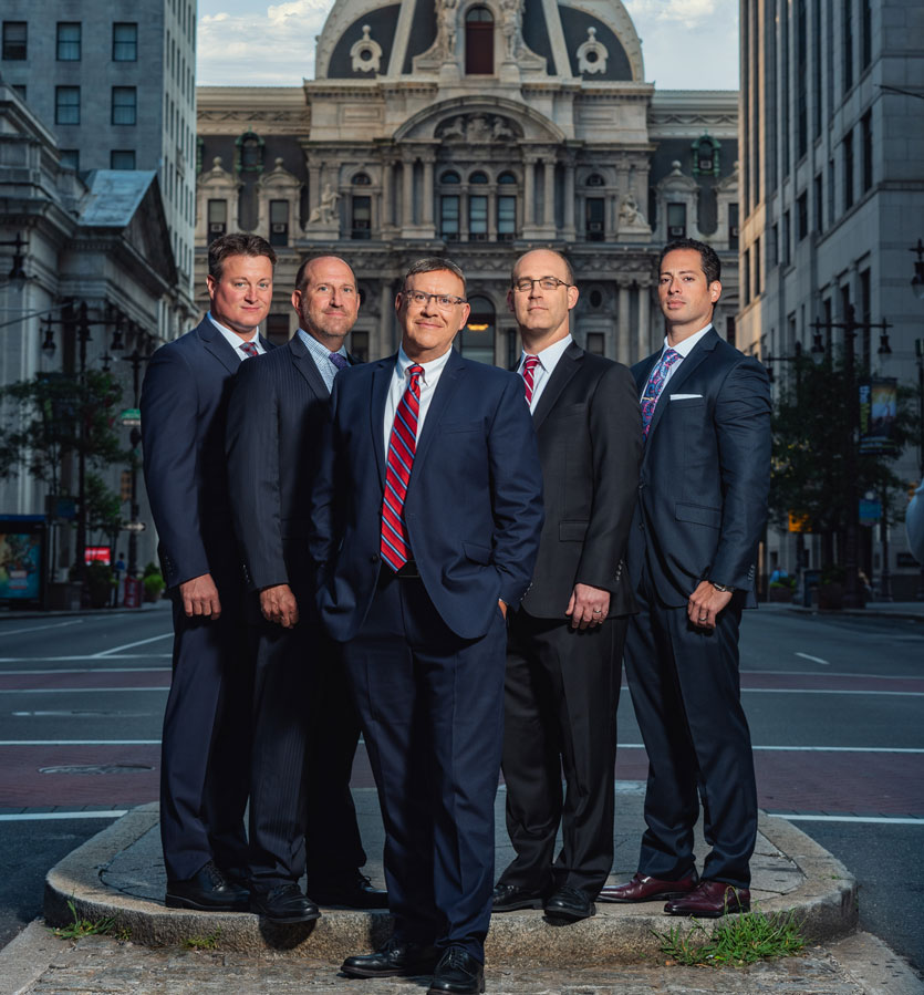 Spear Greenfield Personal Injury Attorneys legal team