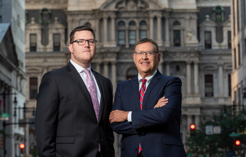 personal injury lawyers Michael and Rand Spear